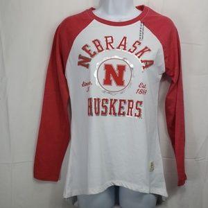 Pressbox  Nebraska Huskers sz S